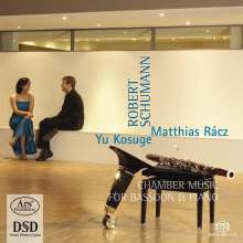 Robert Schumann (1810-1856): Kammermusik für Fagott & Klavier, CD