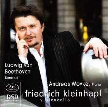 Ludwig van Beethoven (1770-1827): Cellosonaten Nr.1-3, Super Audio CD