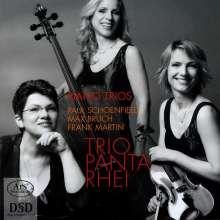 Trio Panta Rhei, SACD