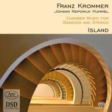 Franz Krommer (1759-1831): Fagottquartette op.46 Nr.1 & 2, Super Audio CD