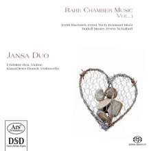 Jansa Duo - Rare Chamber Music Vol.1, Super Audio CD