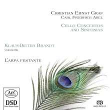 Christian Ernst Graf (1723-1804): Sinfonias Nr.1 & 3, Super Audio CD