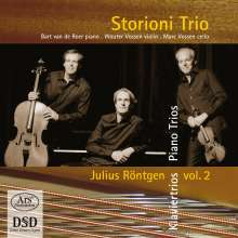 Julius Röntgen (1855-1932): Klaviertrios Vol.2, Super Audio CD