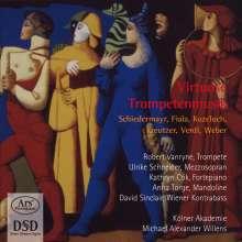 Virtuose Trompetenmusik - Forgotten Treasures, Super Audio CD