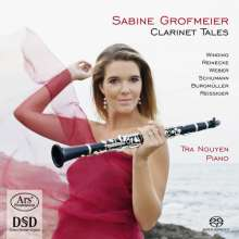 Sabine Grofmeier - Clarinet Tales, Super Audio CD