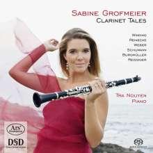 Sabine Grofmeier - Clarinet Tales, SACD