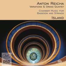 Anton Reicha (1770-1836): Quintett für Fagott & Streichquartett, Super Audio CD