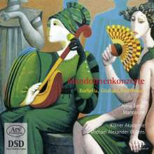 Mandolinenkonzerte, Super Audio CD