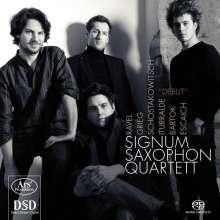 Signum Saxophon Quartett, Super Audio CD