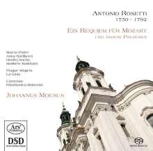 Antonio Rosetti (1750-1792): Requiem Es-Dur (Murray H15), SACD