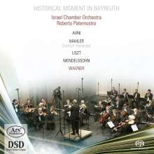 Israel Chamber Orchestra - Historical Moment in Bayreuth, Super Audio CD