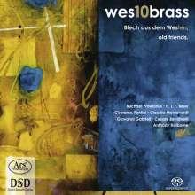 Wes10brass - Blech aus dem Westen (Old Friends), Super Audio CD