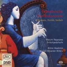 Masumi Nagasawa - Französische Harfenkonzerte, SACD
