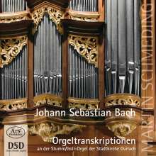 Martin Schmeding - J.S.Bach-Orgeltranskriptionen, SACD