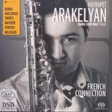 Musik für Saxophon & Klavier, SACD