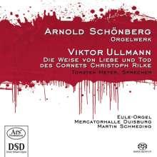 Arnold Schönberg (1874-1951): Orgelwerke, Super Audio CD