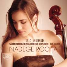 Darius Milhaud (1892-1974): Cellokonzert Nr.1, SACD