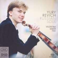 Yury Revich - Russian Soul, SACD