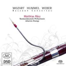 Matthias Racz - Bassoon Concertos, Super Audio CD