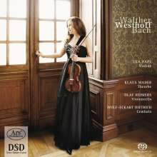 Uta Pape - Walther/Westhoff/Bach, Super Audio CD