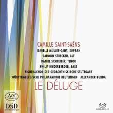Camille Saint-Saens (1835-1921): La Deluge op.45 (Poeme biblique), SACD