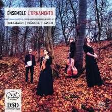 Georg Philipp Telemann (1681-1767): Triosonaten, Super Audio CD