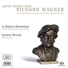 Richard Wagner (1813-1883): Kammermusik aus Opern, SACD