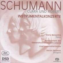 Robert Schumann (1810-1856): Konzertstück F-Dur op.86 für 4 Hörner & großes Orchester, SACD