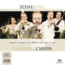 Ensemble Carion - Schauspiel, Super Audio CD
