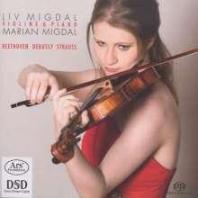 Liv Migdal & Marian Migdal - Violine & Klavier, Super Audio CD