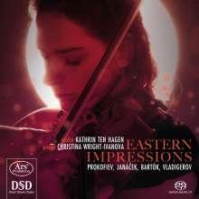 Kathrin ten Hagen - Eastern Impressions, Super Audio CD