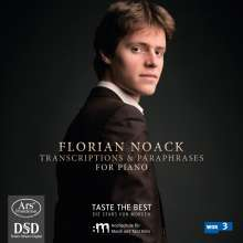 Florian Noack, Super Audio CD