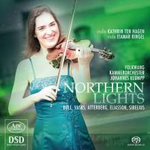 Folkswang Kammerorchester - Northern Lights, Super Audio CD