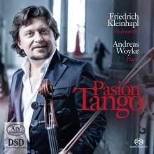 Friedrich Kleinhapl - Pasion Tango, SACD