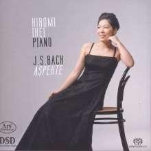 Hiromi Ikei - J. S. Bach Aspekte, Super Audio CD