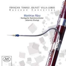 Matthias Racz - Fagottkonzerte, SACD
