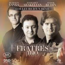 Fratres Trio, Super Audio CD