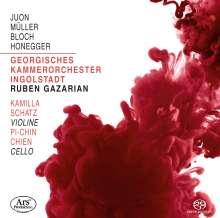 Georgisches Kammerorchester Ingolstadt, Super Audio CD