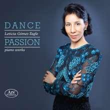 Leticia Gomez-Tagle - Dance Passion, Super Audio CD