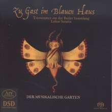 Der Musikalische Garten - Zu Gast im Blauen Haus, Super Audio CD