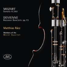 Francois Devienne (1759-1803): Fagottquartette op.73 Nr.1-3, Super Audio CD