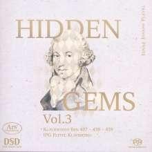 Ignaz Pleyel (1757-1831): Klaviertrios Es-Dur,F-Dur,G-Dur (Ben 439,437,438), SACD