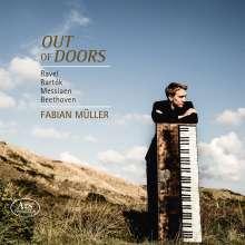 Fabian Müller - Out of Doors, Super Audio CD