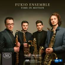 Fukio Ensemble - Time in Motion, SACD