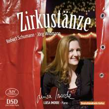 Luisa Imorde - Zirkustänze, Super Audio CD