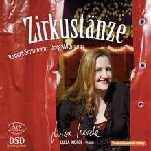 Luisa Imorde - Zirkustänze, SACD