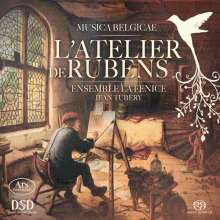 L'Atelier de Rubens - Malerei und Musik, Super Audio CD
