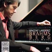 Johannes Brahms (1833-1897): Klaviersonate Nr.3 op.5, SACD