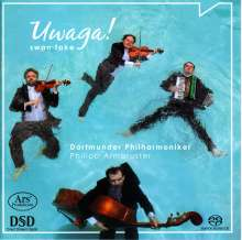 Dortmunder Philharmoniker - Uwaga!, Super Audio CD