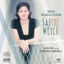 Johann Sebastian Bach (1685-1750): Klavierkonzerte BWV 1055 & 1056, Super Audio CD